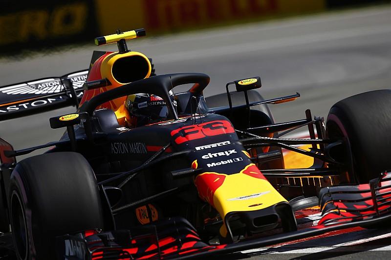 Red Bull destaca por su selección de neumáticos para Francia