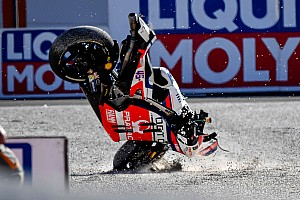 MotoGP Statistics Statistik akhir kecelakaan pembalap MotoGP 2017