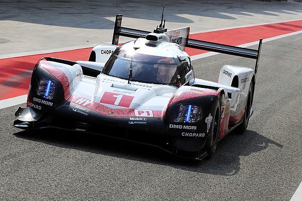 Le Mans Noticias de última hora El Porsche LMP1 del WEC será utilizado en 2018