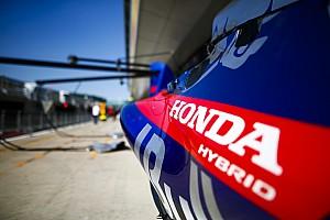 Honda veut démarrer 2019 avec le 3e meilleur moteur
