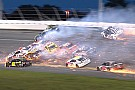 Over half the field taken out in consecutive wrecks at Daytona
