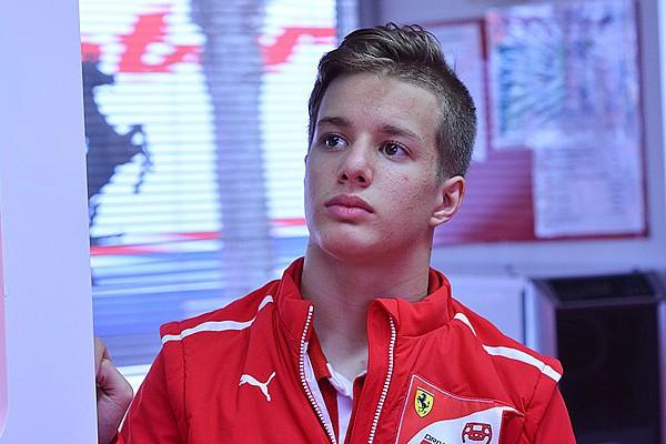 Formule 1 Actualités Ferrari recrute un 9e pilote pour son académie