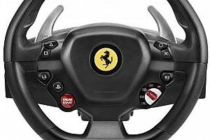 eSport Elemzés Ferrari-kormánnyal támadhatunk szimulátorozás közben