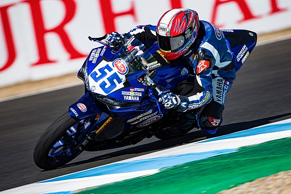 World Superbike Breaking news Galang Hendra menunggu keputusan Yamaha Indonesia