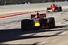 Formula 1 Horner, Verstappen'e verilen