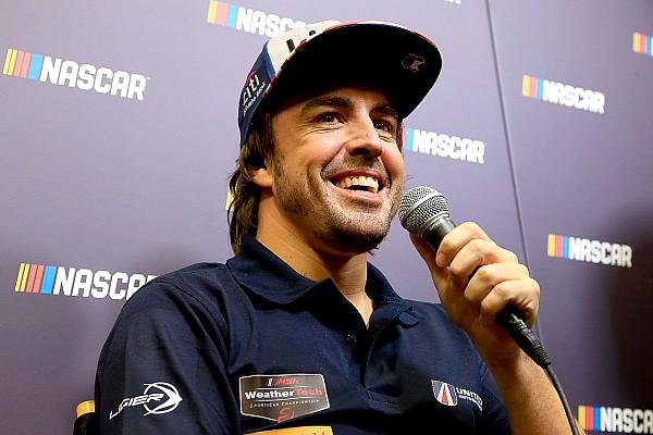 Formula 1 Son dakika Alonso'dan NASCAR'a yeşil ışık