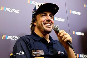 NASCAR Cup Últimas notícias Alonso diz que gostaria de testar carro da NASCAR no futuro