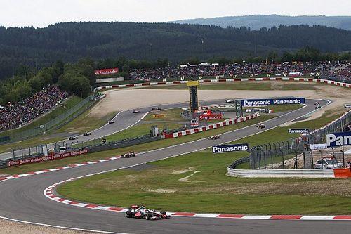 Nurburgring vende 20 mil entradas para el GP de Eifel de F1