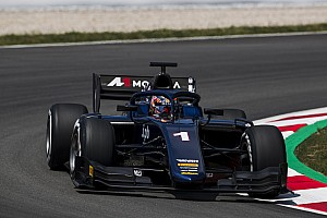 FIA F2 Новость В Russian Time заменят «странное» шасси Маркелова