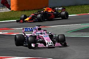 Formule 1 Special feature Hoe Force India de weg naar boven probeert te vinden
