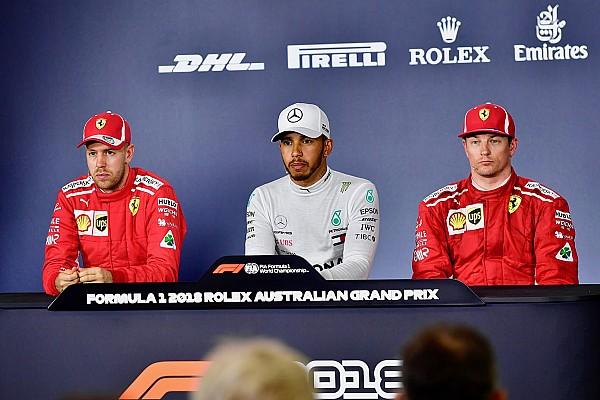 Formula 1 Son dakika Vettel ile Hamilton'ın atışması, Raikkonen'in