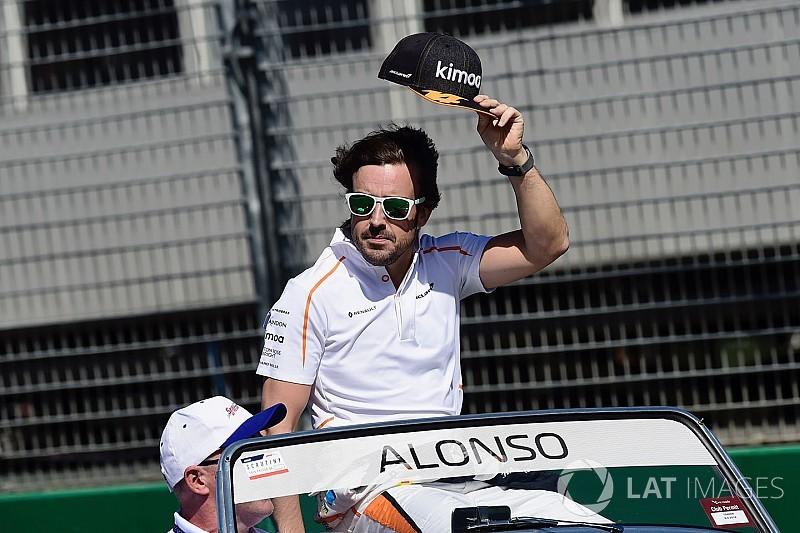 Alonso: McLaren pode mirar Ferrari, Mercedes e Red Bull