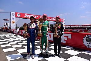 Indian Open Wheel Race report MRF Chennai: Van Kalmthout menangi Race 1, Presley harus puas finis P2