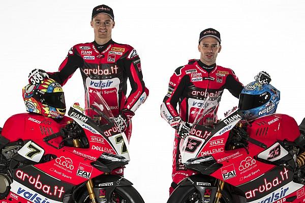 Ducati voudrait miser sur la continuité avec ses pilotes WSBK