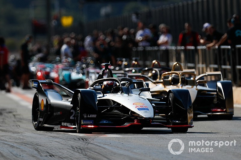 2020: Formel E vereinbart Rennen in Südkorea
