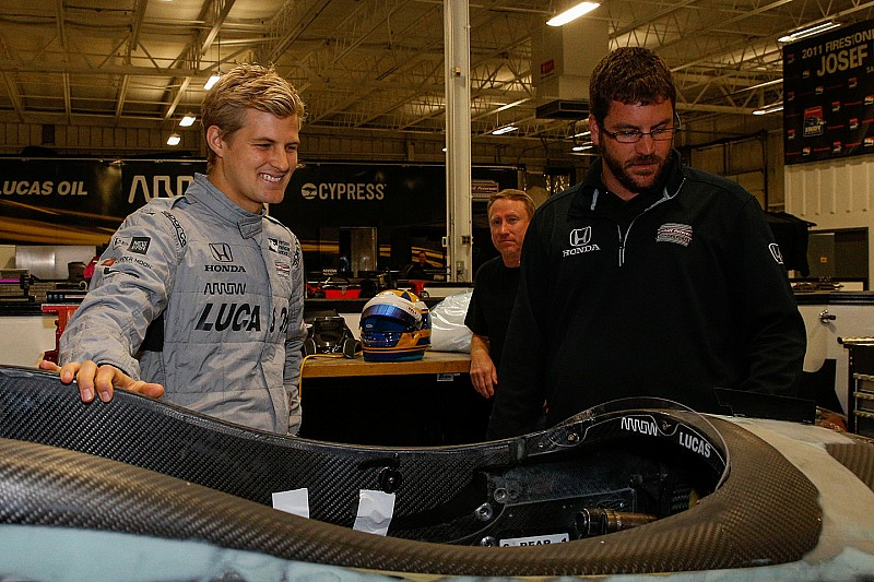 F1 refugee Ericsson makes IndyCar switch with SPM