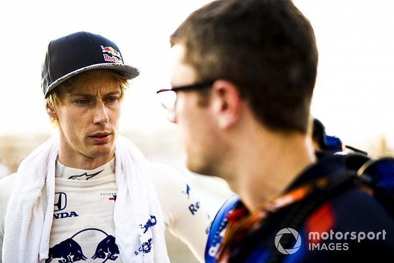 哈特利首次对二次离开红牛表态:我在F1还有未尽的事业