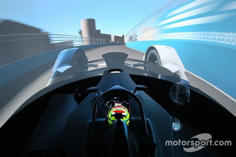 A virtuális világból a valóságba: a BMW szimulátora