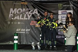 Monza Rally Show: Rossi cetak kemenangan ketujuh