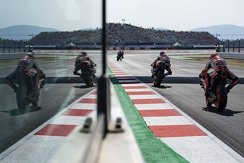 Will introducing radios change the 'DNA' of MotoGP?