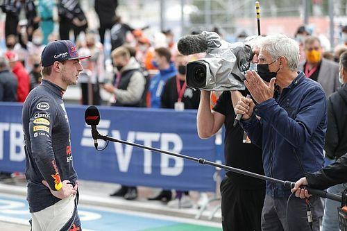 "Verstappen niega suerte con la lluvia: ""Fuimos oportunistas"""