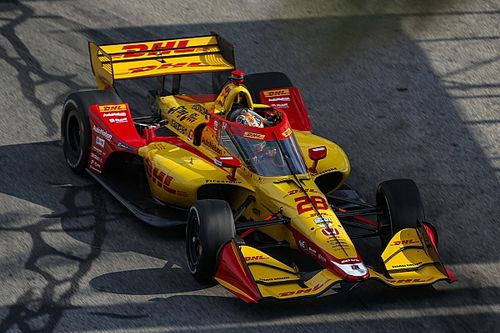 Hunter-Reay upbeat about IndyCar future ahead of Andretti swansong