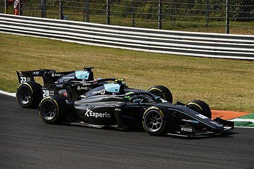 HWA Racelab odchodzi z F2