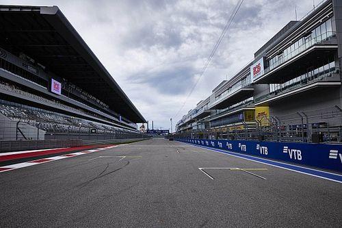 Liveblog van de eerste vrije training voor de Russische Grand Prix