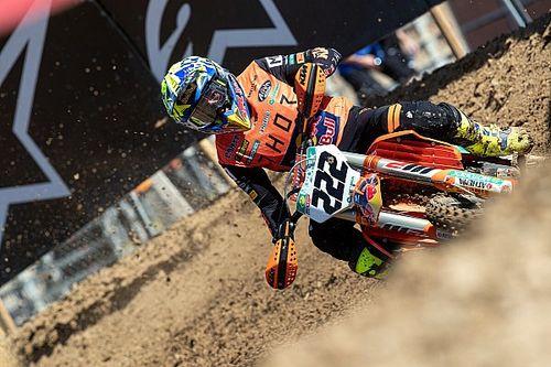 Cairoli fit genoeg voor deelname aan Motocross of Nations