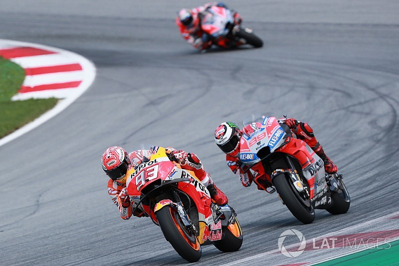 Galería: las mejores imágenes del Gran Premio de Austria