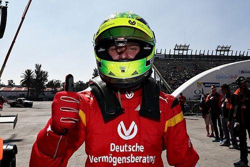Mick Schumacher va confier sa carrière à Nicolas Todt