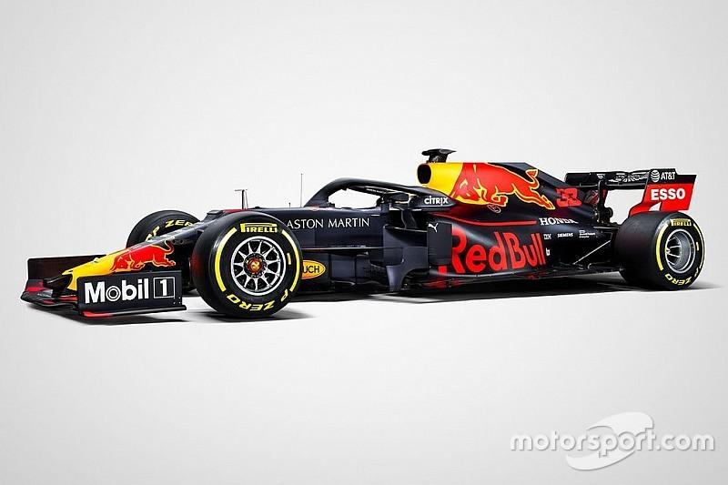 Red Bull RB15 kembali dengan livery tradisional