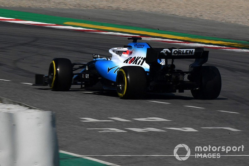 Williams, McLaren e Racing Point non si fermano: c'è il filming day oggi a Barcellona