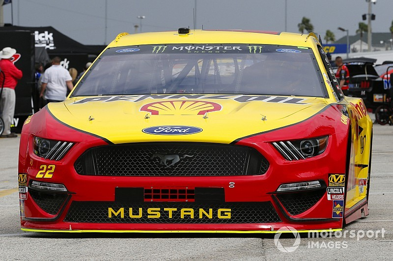 Video: How Ford's NASCAR Mustang got ready for Daytona 500 debut