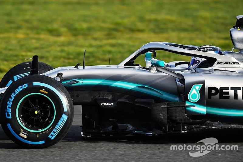 Mercedes to run all-new F1 engine for 2019