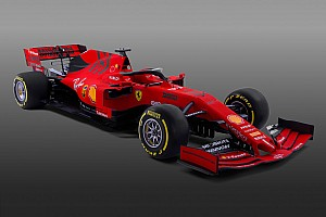 Ferrari apresenta a SF90, carro para a temporada de 2019 da F1