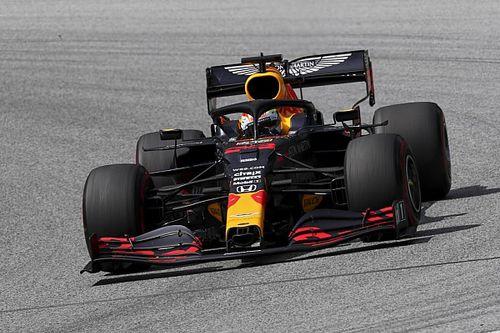 "Verstappen sobre luta com Bottas: ""Foi divertido, porque a corrida estava chata"""