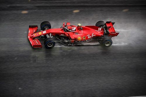 Leclerc, doblemente investigado tras la clasificación de Estiria