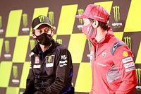 """Rossi """"surprised"""" about Dovizioso's Ducati exit"""