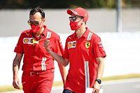 Sebastian Vettel dément les tensions avec Ferrari