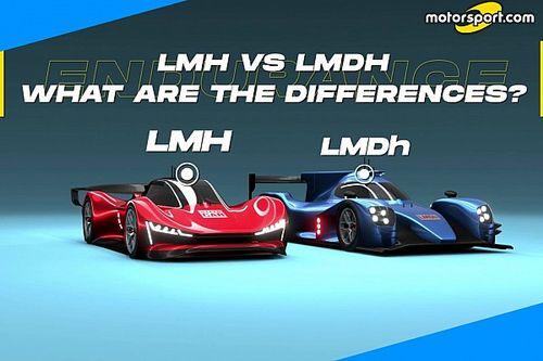 LMh vs LMDh: le differenze delle classi regine di Le Mans