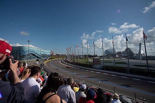 El GP de Rusia espera recibir 30 mil espectadores