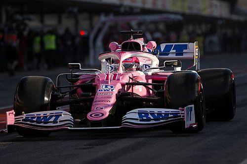 El nuevo Racing Point, ¿una copia del Mercedes?