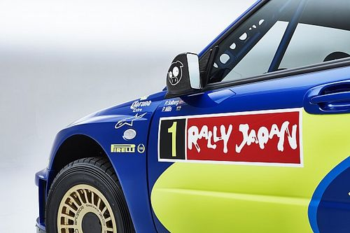 The painstaking process behind reviving Solberg's Subaru WRC steed