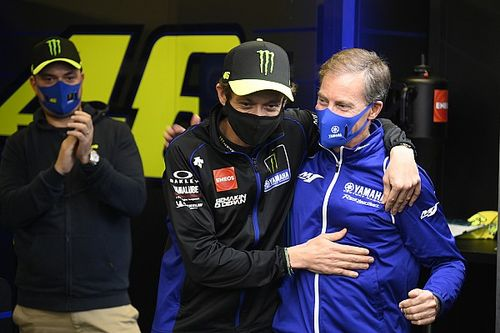 Por qué Yamaha se arriesga a despedirse de Valentino Rossi