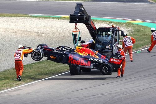 Marko: Egyértelműen Perez volt a hibás!