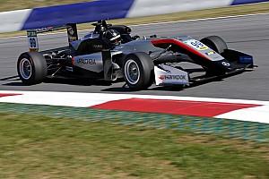 Евро Ф3 Отчет о тестах Мазепин опередил Мика Шумахера на тестах Ф3 в Австрии