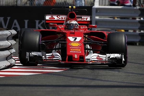 Formula 1 Qualifiche GP di Monaco: Raikkonen in pole, prima fila tutta Ferrari!