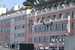 Road racing Noticias Drones, una amenaza para Isla de Man