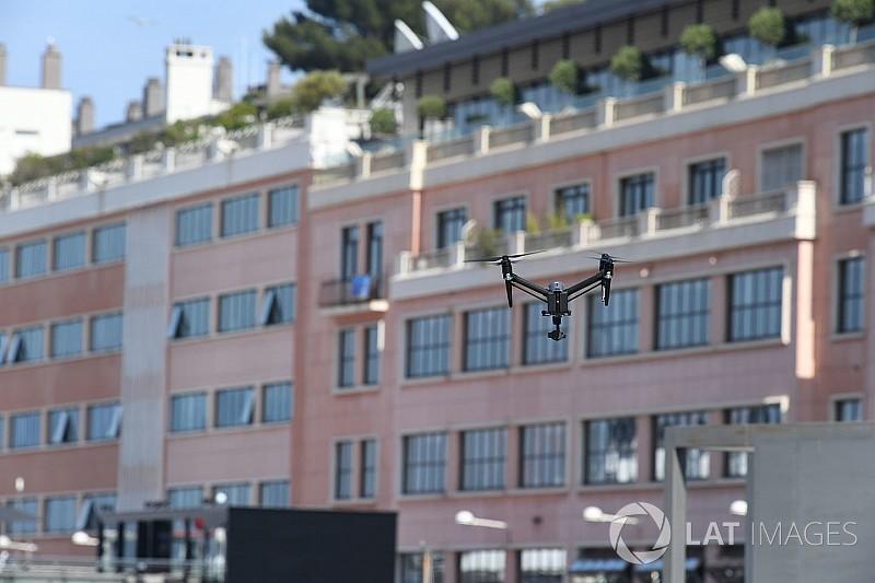 Drones, una amenaza para Isla de Man